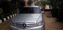 Clean Mercedes Benz 2010 Model