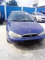 Foreign used Ford Mondeo(Blue)