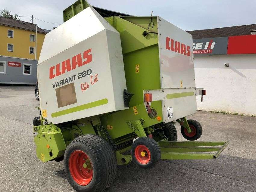 Claas variant 280 rotocut - 2005