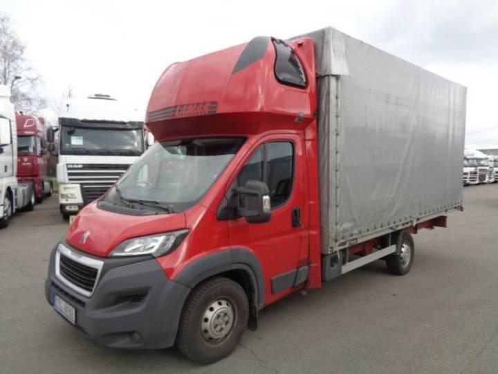 Peugeot BOXER LAMBOX 2,0 120 kW - PRITSCHE 4,92 m - 2017