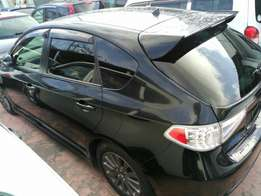 Subaru Impreza 2010 model KCM number. Loaded with alloy rims , naviga