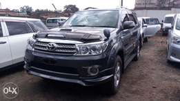Brand new Toyota fortuner, fully loaded on quick sale