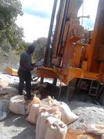 Borehole drilling. Shallow and deep boreholes