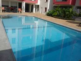Executive newly build 1 bedroom apartment with swimming pool