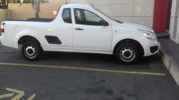 Chevrolet Utility bakkie 1,4 rubberised in excellent condition