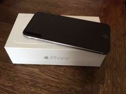 iPhone 6 16 gig black with box and all accessories