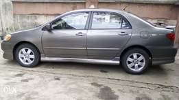 Just Arrive Toyota Corolla Sport edition 2004model