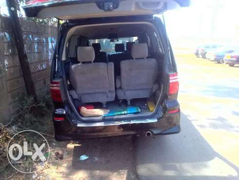 Toyota Alphard, Year 2006, KBW, 2400cc, Sheer Luxury Van Nairobi West - image 8