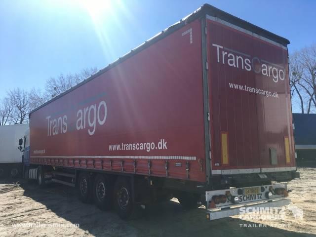 Schmitz Cargobull Curtainsider - 2013