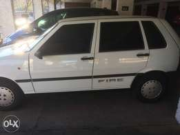 Immaculate Fiat Uno
