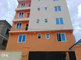 Newly build block of flat for sales at yaba