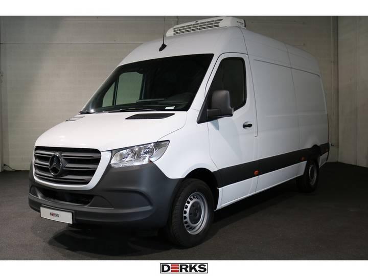 Mercedes-Benz Sprinter 314 CDI L2 H2 Airco Navigatie 3.5T Trekhaakgewic... - 2019
