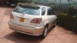 Best condition Harrier for sale as good as new mileage 90.000 cc 3.0