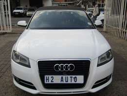 2012 Audi A3 1.8T FSI SE Stronic Cabriolet for sale in Gauteng