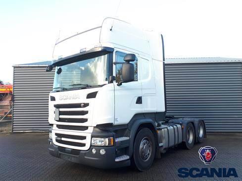 Scania R490 - 2016