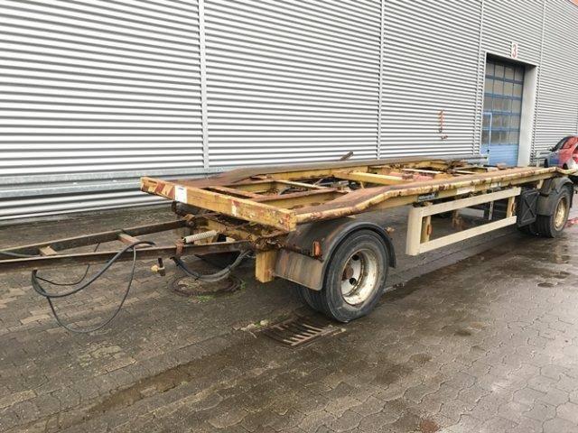 Andere HAR 1870 HAR 1870 für 7m Abrollcontainer - 1997