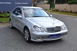 2006 Mercedes Benz c350 Avantgarde in good condition