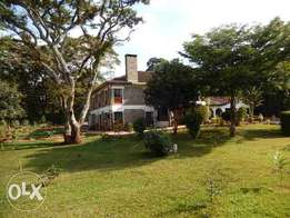 Nyeri King`ong`o 6 Bedroom on 0.5 acre Townhouse for sale