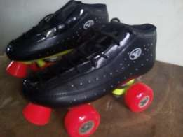 Roller Skates (4 Wheeler Crisp new and Original)