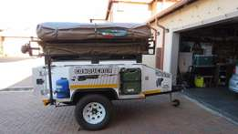 Trailer Tents - Kgalagadi Outdoor