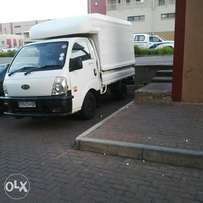 From R200, bakkie/ truck hire