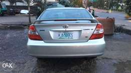 3 months used Toyota Camry 2004 model just like tokunbo