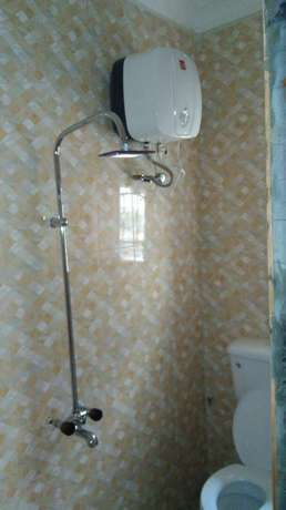 Sweet newly built 3 bedroom flat all room en-suit each room at Egbeda Alimosho - image 7