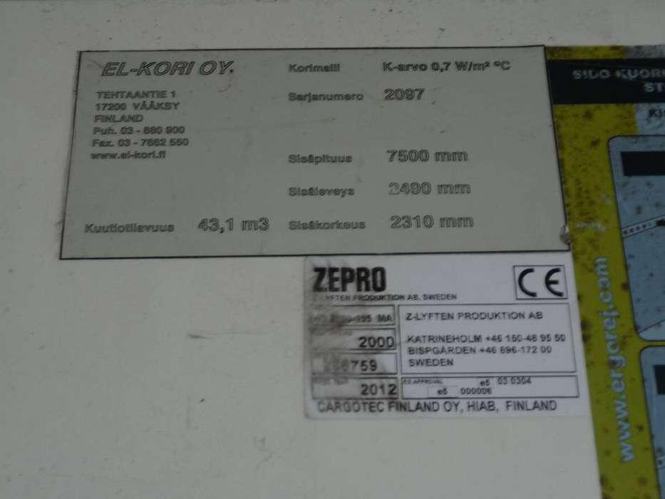 Mercedes-Benz Atego 1524l 4x2 - 2012 - image 22