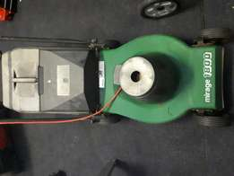 Mirage 1800 electrical lawnmower