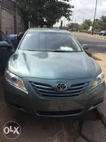 2008 toyota camry le edition leather interior