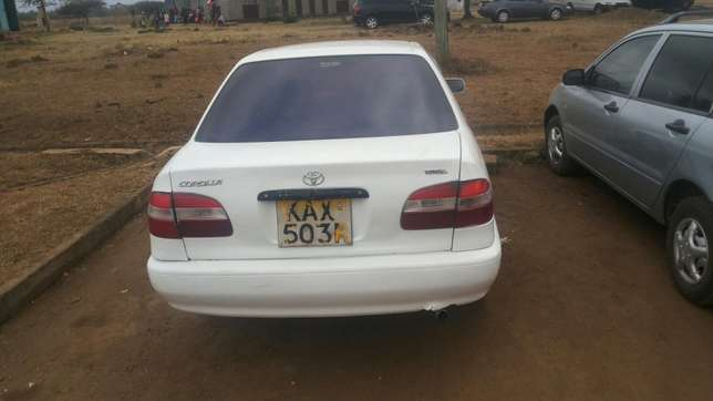 Am urgently selling my clean toyota 110 Ruiru - image 7
