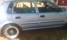 Toyota tazz 1.4 up for graps...