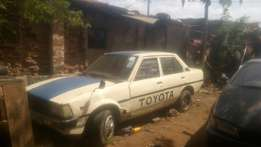 Toyota dx for sale clean car very stable and Manual 5seater selector
