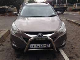2011 Hyundai ix35 2.0CRDi GLS Limited for sale