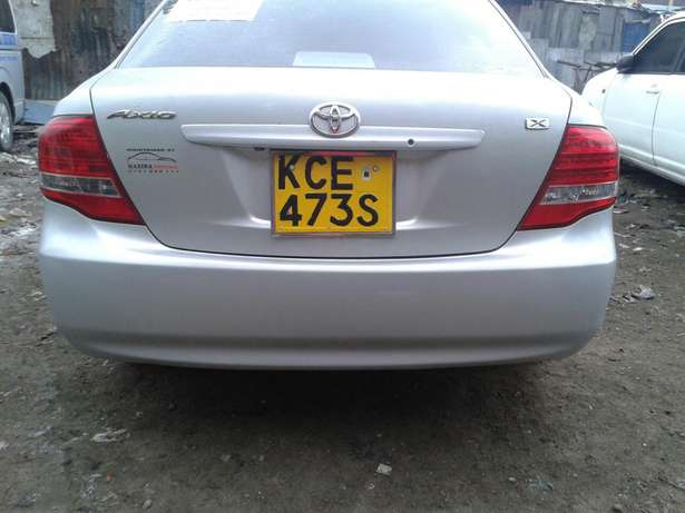 Hot deal! Axio 88k miles only. Ngara - image 1