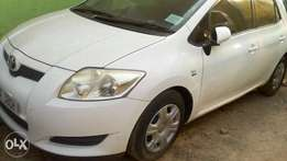 Toyota Auris - 2007 Model - Ushs 25M N/P