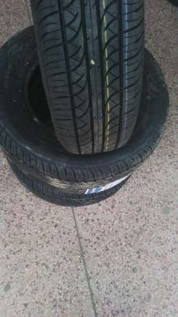 Brand new tyres size 185/70r14 on offer Nairobi CBD - image 1