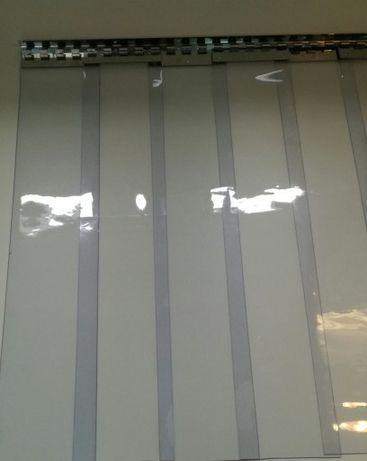 Bardzo dobra Folia PVC PCV 0,3 mm transparentna wysoko-przezroczysta NQ24