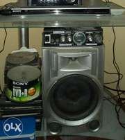 Sony DVD with a Sony speaker and amplifier, all to be sold together