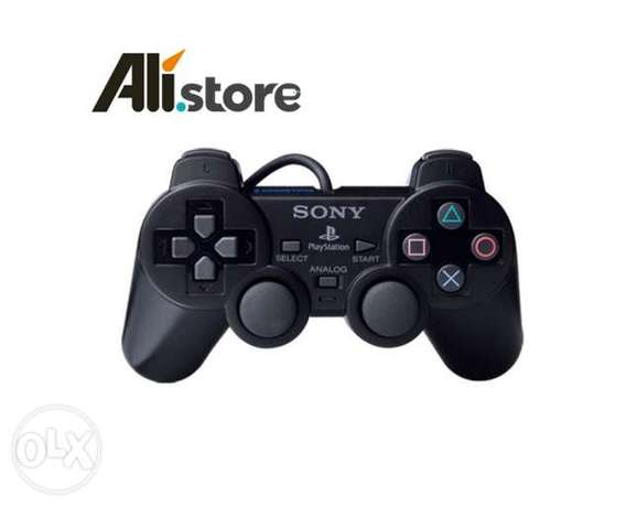 Sony PS2 Gamepad Joystick Console Wired Game Controller