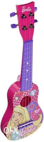 First act barbie mini guitar toy