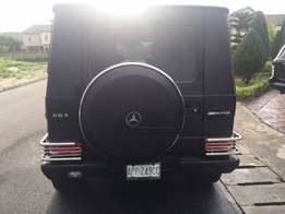Mercedes G wagon bullet proof
