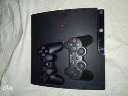 Neatly used PS3 and Pad for sale