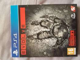 PS4 evolve game