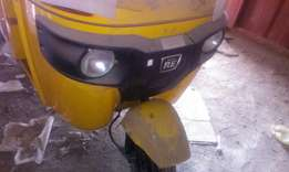 Brand new bajaj motorcycle