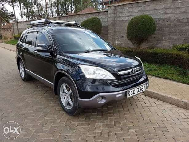 honda crv (trade in accepted ) Nairobi West - image 4