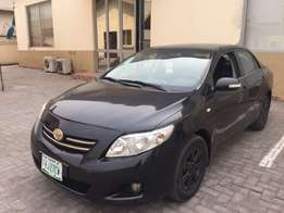 Used Toyota Corolla 09 (fully Pimped)