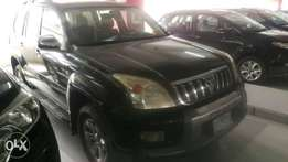 Toyota Land Cruiser 2008 Prado 4WD with auxiliary Registered