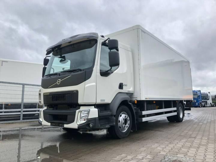 Volvo FL16-250 *ISO Koffer Vorb.TK T600*NL: 8.985 KG* - 2015