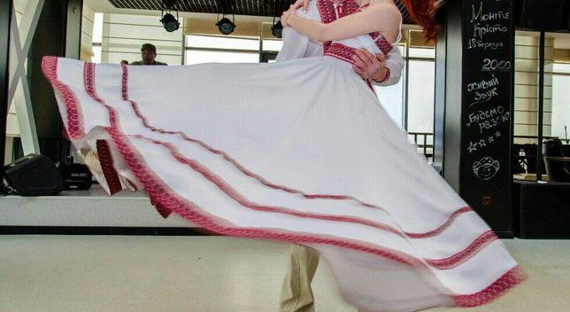 Весільна сукня- вишиванка  1 000 грн. - Весільні сукні Рівне на Olx 4207f882ebbfa